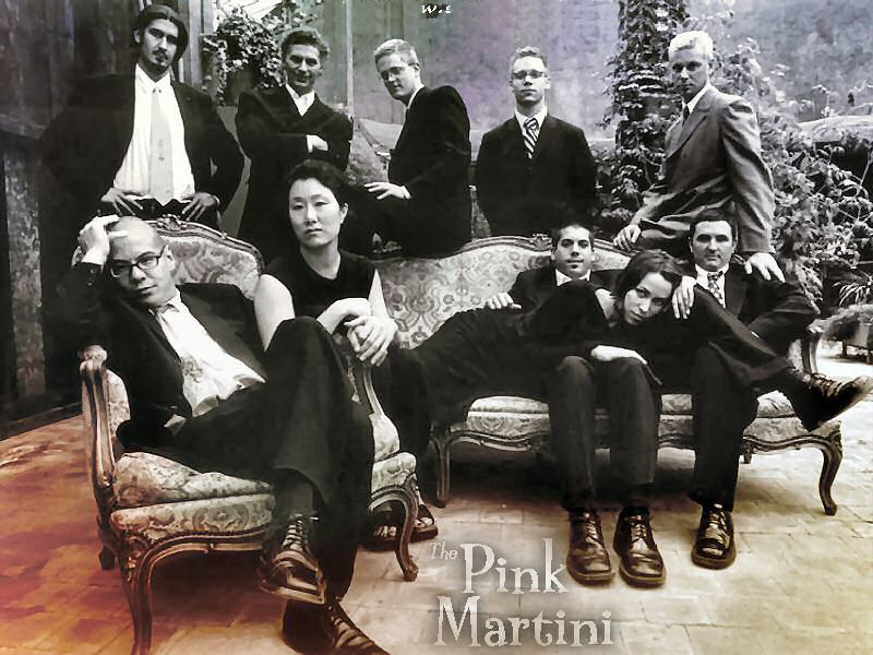 The Pink Martini