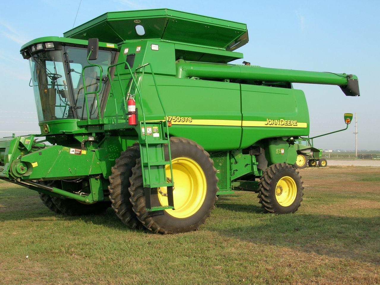 John Dere tractor