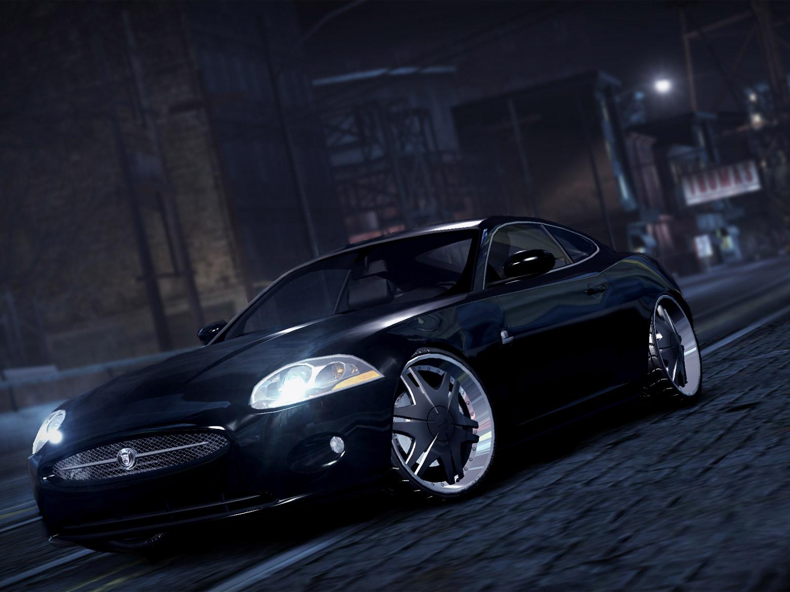 N4S black car