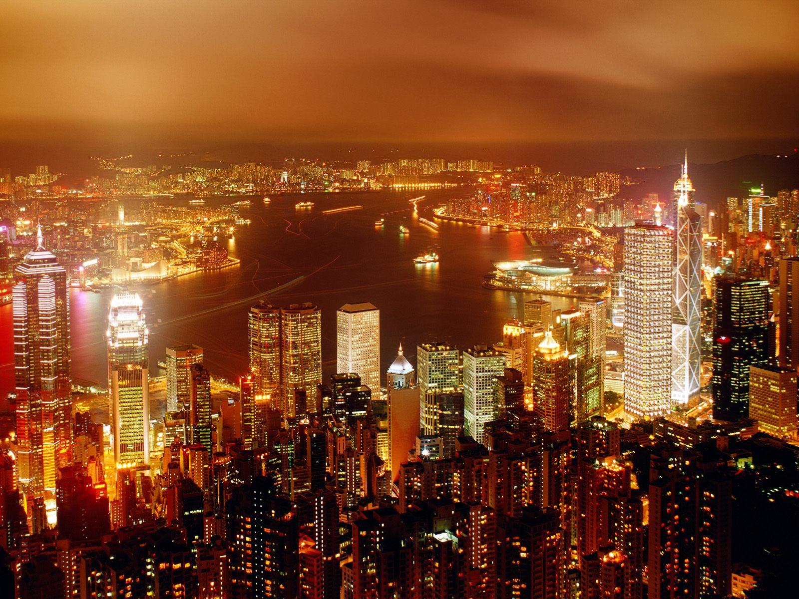City of Life, Hong Kong, China