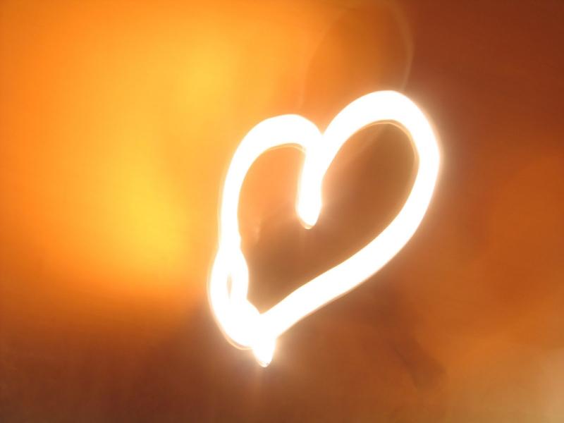 Light heart!
