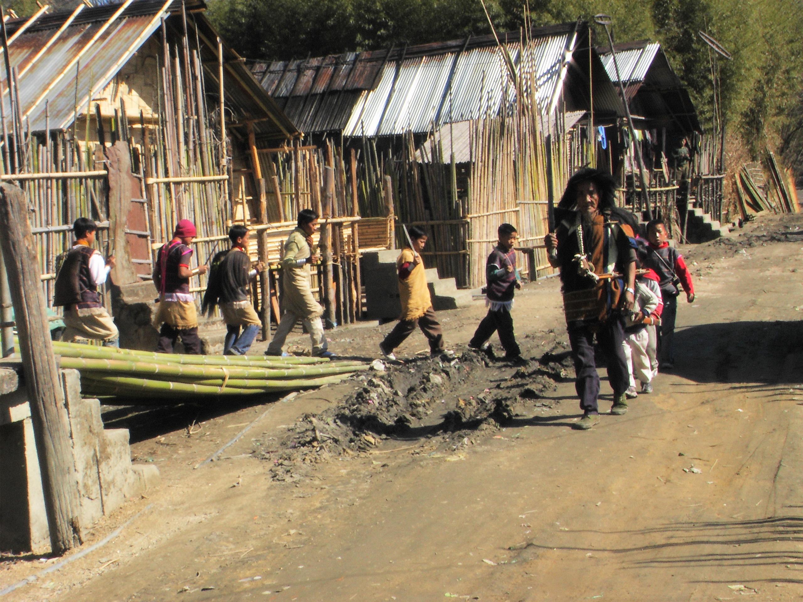 Apatani tribe culture2