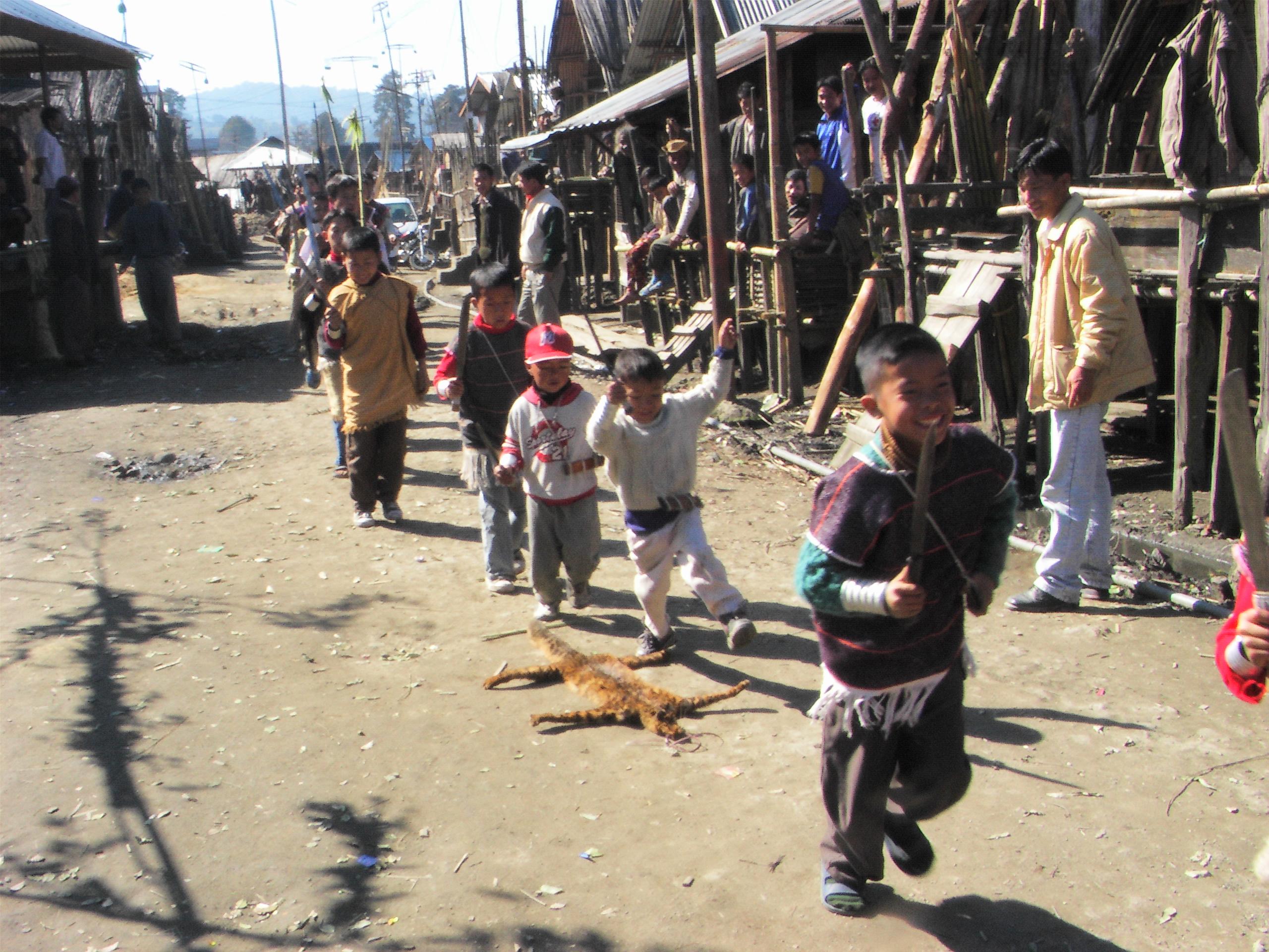 Apatani tribe culture7