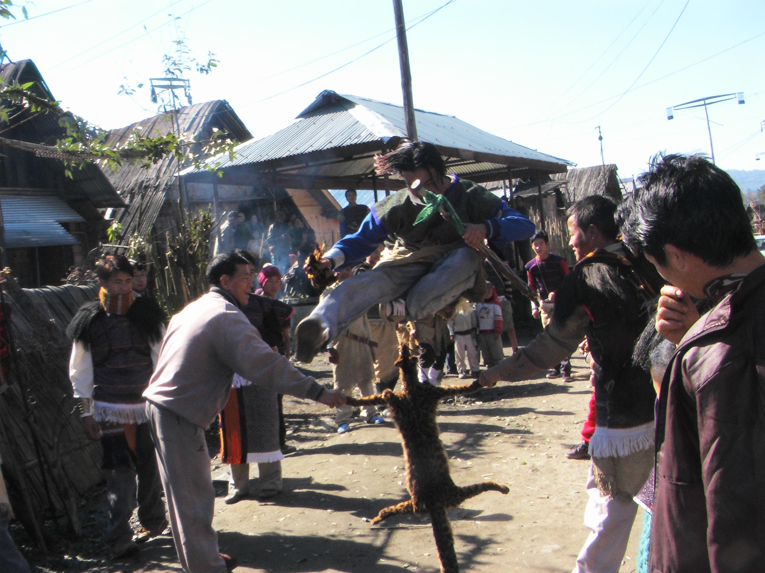 Apatani tribe culture8