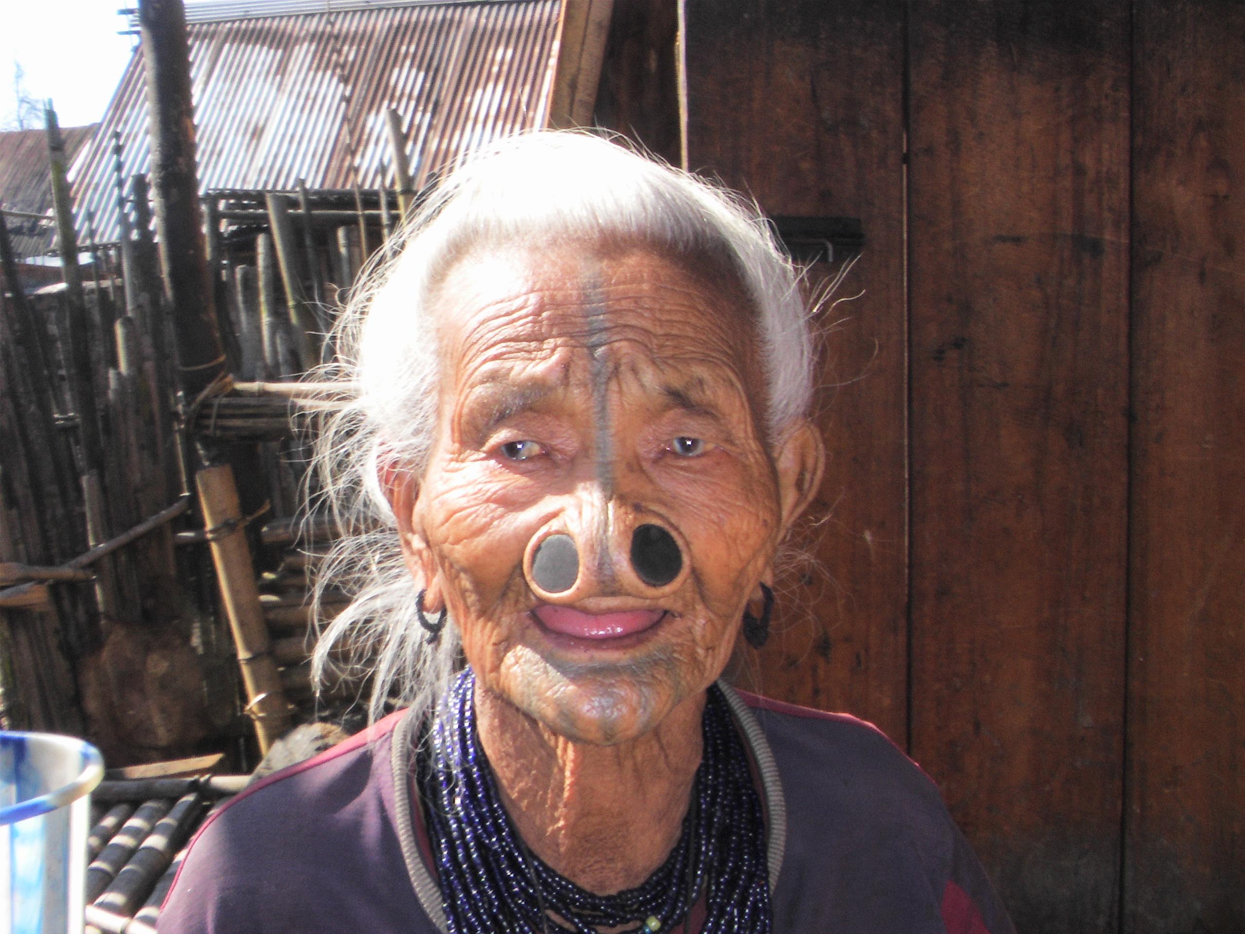 Apatani tribe culture17