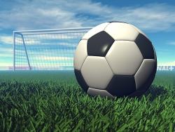 3D and Digital art Wallpaper - Soccer ball