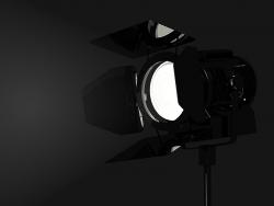 3D and Digital art Wallpaper - Spot light