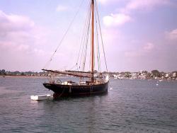 Landscape Wallpaper - Retired yacht