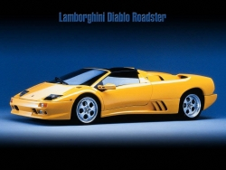 Car Wallpaper - Lamborghini Diablo