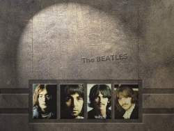 Celebrity Wallpaper - The Beatles