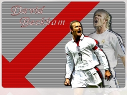 Celebrity Wallpaper - David Beckham