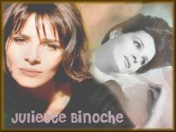 Celebrity Wallpaper - Julliet Binoche