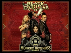 Music Wallpaper - The Black eyed peas