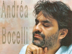 Celebrity Wallpaper - Adrea Bocelli
