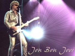 Music Wallpaper - Jon Bon Jovi