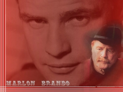 Celebrity Wallpaper - Marlon Brando