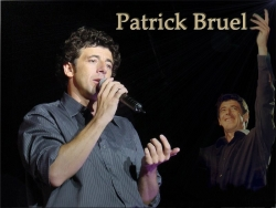 Celebrity Wallpaper - Patrick Bruel