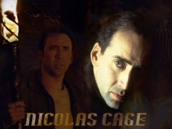 Celebrity Wallpaper - Nicholas Cage
