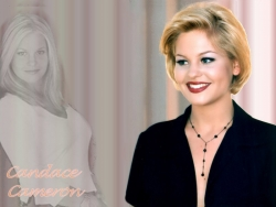 Celebrity Wallpaper - Candace Cameron