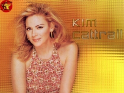 Celebrity Wallpaper - Kim Cattrall