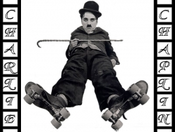 Celebrity Wallpaper - Charlie Chaplin