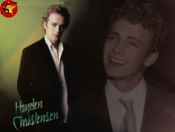 Celebrity Wallpaper - Hayden Christense