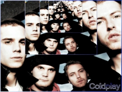 Celebrity Wallpaper - Coldplay D