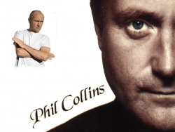 Celebrity Wallpaper - Phil Collin