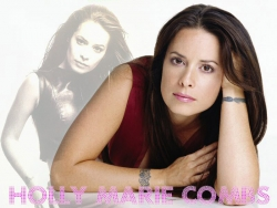 Celebrity Wallpaper - Holly Marie Combs