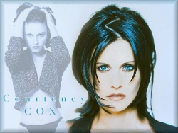 Celebrity Wallpaper - Courteney Cox