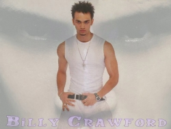 Celebrity Wallpaper - Billy Crawford
