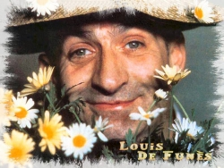 Celebrity Wallpaper - Louis De Funes