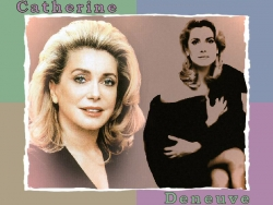 Celebrity Wallpaper - Catherin Deneuve