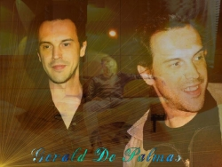 Celebrity Wallpaper - Gerald De Palmas