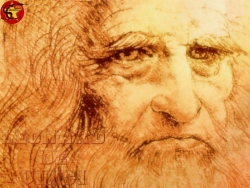 Celebrity Wallpaper - Leonar De Vinci