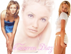 Celebrity Wallpaper - Cameron Diaz.