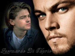 Celebrity Wallpaper - Leonardo DC