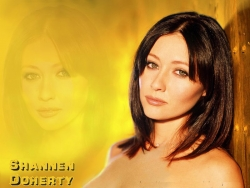 Celebrity Wallpaper - Shannen Doherty