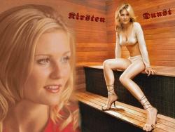 Celebrity Wallpaper - Kristen Dunst