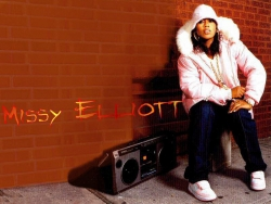 Celebrity Wallpaper - Missy Elliott