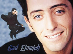 Celebrity Wallpaper - Gad Elmaleh