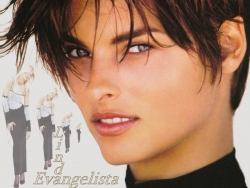 Celebrity Wallpaper - Linda Evangelista