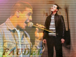 Celebrity Wallpaper - Faudel