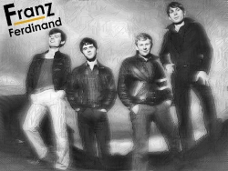 Music Wallpaper - Franz Ferdinand