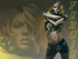 Celebrity Wallpaper - Fergie