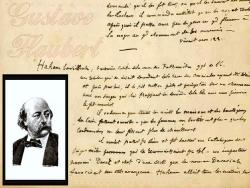 Celebrity Wallpaper - Gustave Flaubert