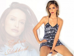Celebrity Wallpaper - Calista Flockhart