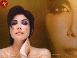 Celebrity Wallpaper - Liane Foly