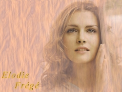 Celebrity Wallpaper - Elodie Frege