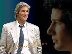 Celebrity Wallpaper - Richard Gere